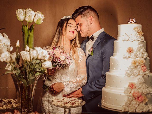 O casamento de Bráulio e Ana Flávia em Ibirité, Minas Gerais 53