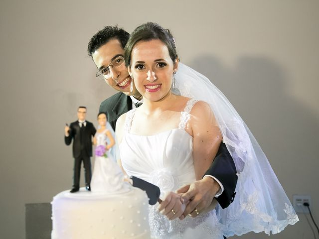 O casamento de Renata e Junior