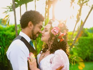 O casamento de Anahi e Rômulo 1