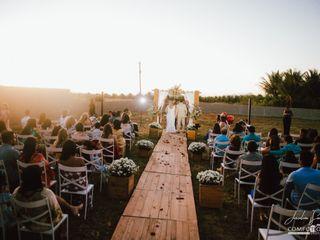 O casamento de Raiane e Renato