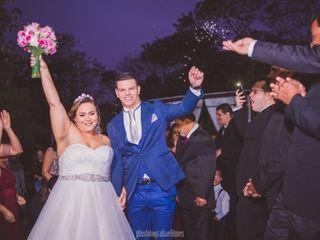 O casamento de Carlos  e Jessica
