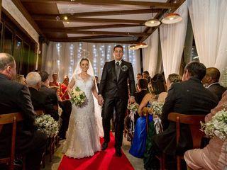 O casamento de Eliziane e Gustavo