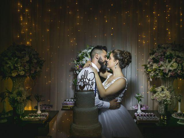 O casamento de Jéssica e Guilherme
