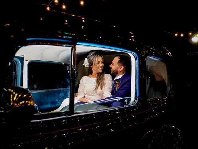 O casamento de Dione e Danniel