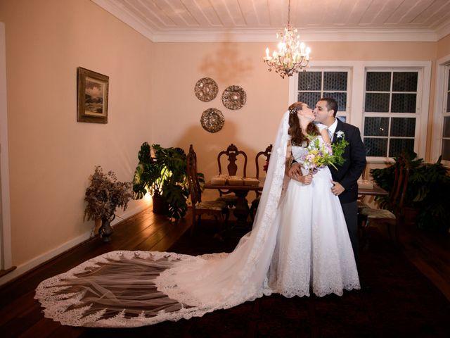 O casamento de Carol e Raphael