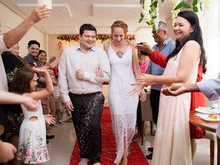 O casamento de Jaciara Costa Meurer  e Maxwell Antonio Oliveira