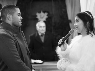 O casamento de Ana Paula  e Dadvinik Damar 3