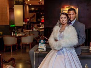 O casamento de Ana Paula  e Dadvinik Damar