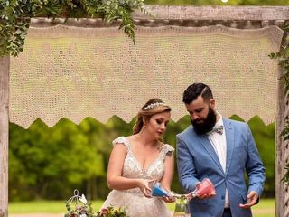 O casamento de Luana e Mauro 2