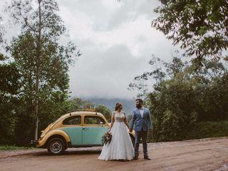 O casamento de Luana e Mauro