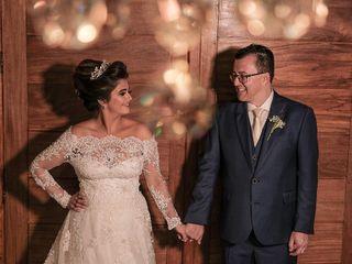 O casamento de Daiane e Paulo 2