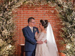 O casamento de Daiane e Paulo 3