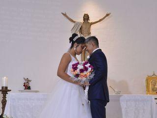 O casamento de Karina  e Adriano  1