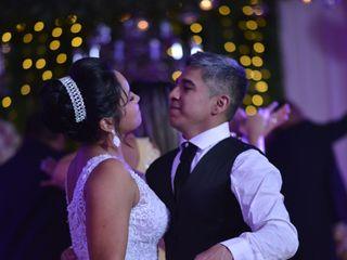 O casamento de Karina  e Adriano  2