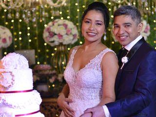 O casamento de Karina  e Adriano