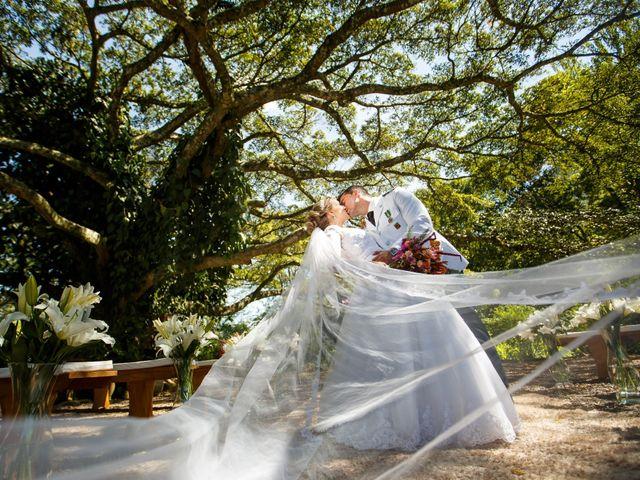 O casamento de Suzielle e Thiago