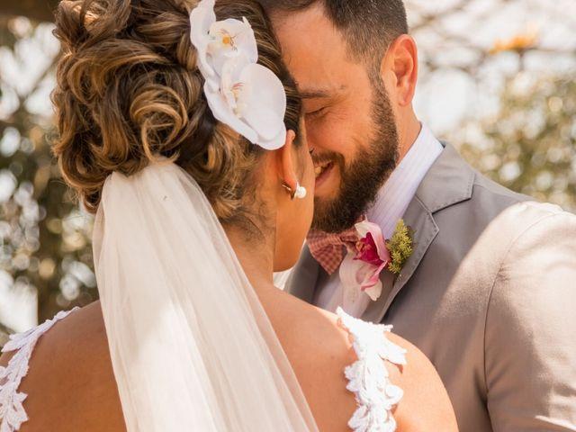 O casamento de Priscila e Carlos