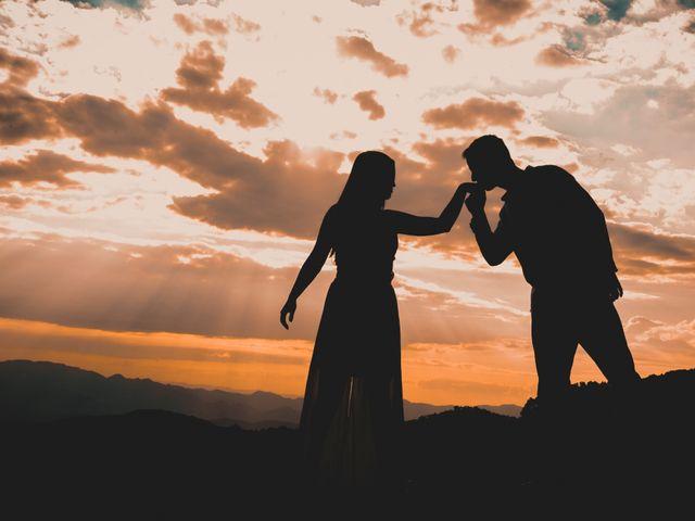 O casamento de Verônica e Renan