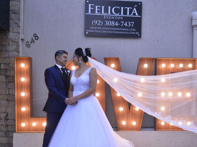 O casamento de Adriano  e Karina  em Manaus, Amazonas 7