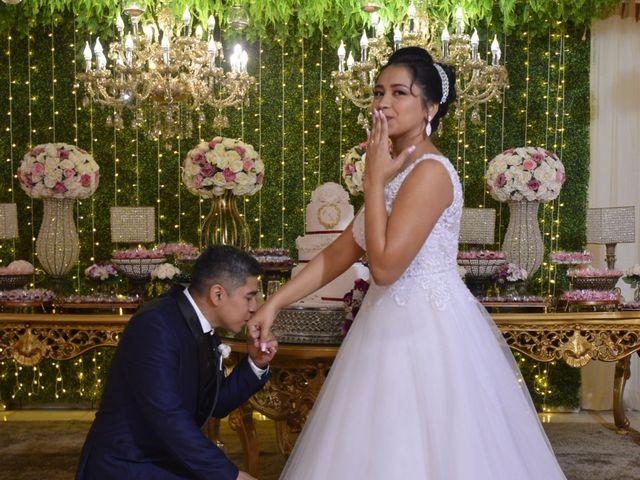 O casamento de Adriano  e Karina  em Manaus, Amazonas 8