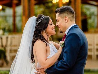 O casamento de Bruna e Fernando