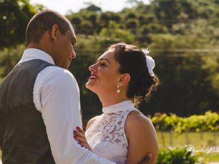 O casamento de Ivan e Michele