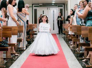 O casamento de Viviane e Elias 1