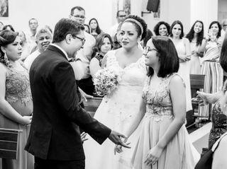 O casamento de Viviane e Elias 2