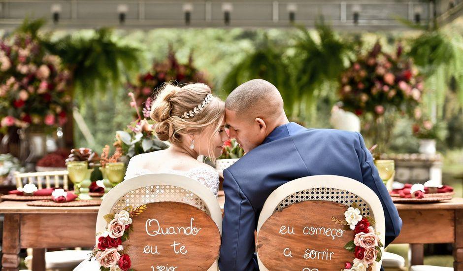 O casamento de Bryan e Priscilla  em Magé, Rio de Janeiro
