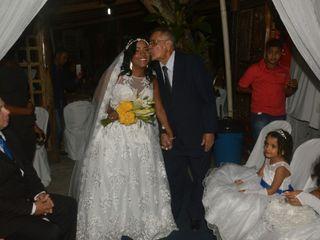 O casamento de Alaine e Cícero  3