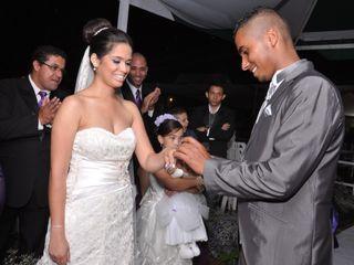 O casamento de Priscila e Eduardo