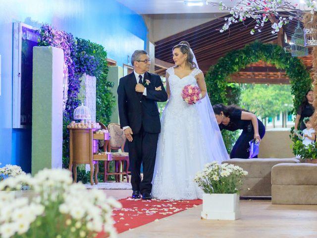O casamento de Buck  e Talita em Belém, Pará 2