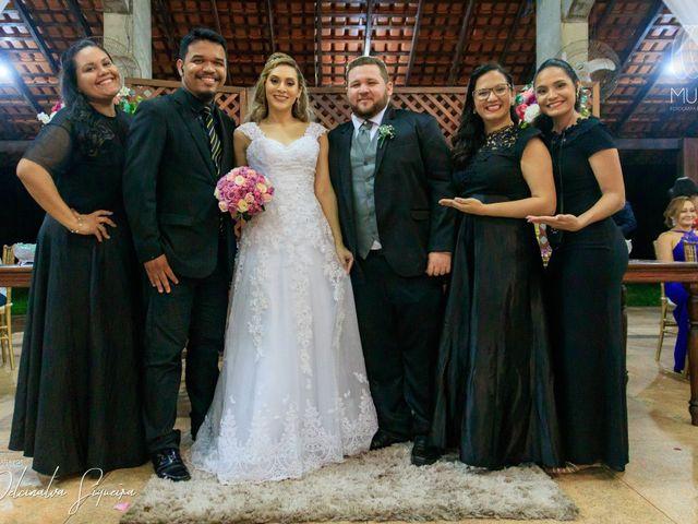 O casamento de Buck  e Talita em Belém, Pará 17