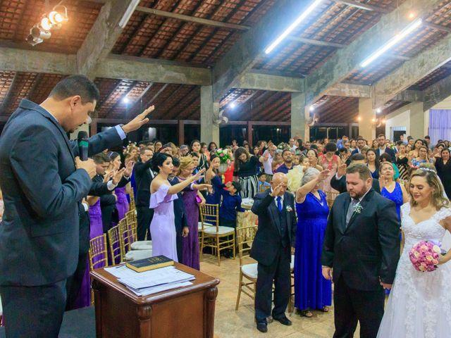 O casamento de Buck  e Talita em Belém, Pará 18