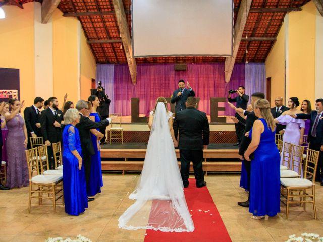 O casamento de Buck  e Talita em Belém, Pará 19
