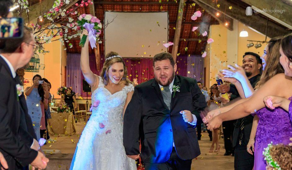 O casamento de Buck  e Talita em Belém, Pará