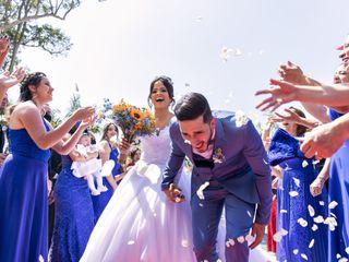 O casamento de Jeniffer e Alyson