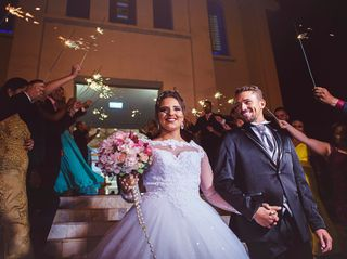 O casamento de Leticia e Rodrigo