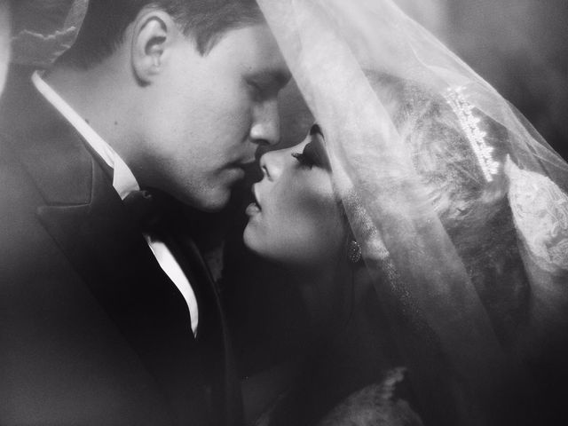 O casamento de Rayne e Ruano