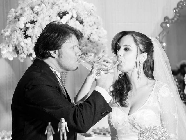 O casamento de Bárbara e Léo