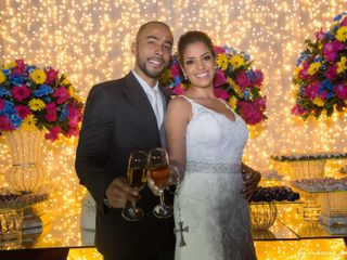 O casamento de Bárbara e Flávio