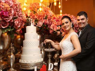 O casamento de Lia e Daniel