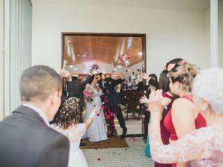 O casamento de Angelica  e Carlos  3