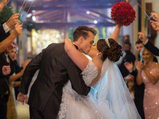 O casamento de Mayara e Caio