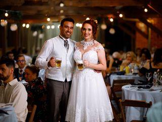 O casamento de Paula e Rodolfo