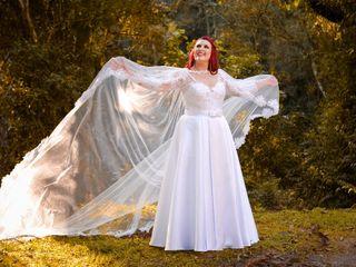 O casamento de Dayane e Fabrício