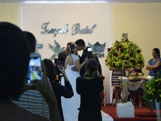 O casamento de Fernanda Gangá e Felipe Augusto 1