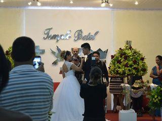 O casamento de Fernanda Gangá e Felipe Augusto 3