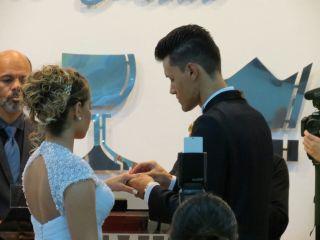 O casamento de Fernanda Gangá e Felipe Augusto