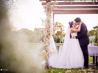O casamento de Lucas Franceschi e Natalyta C. S. Franceschi 1